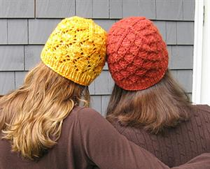 Malabrigo Chunky Foliage Hat Kit - Hats and Gloves
