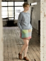 Rowan Felted Tweed Brannagh Pullover Kit
