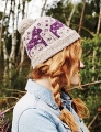 The Fibre Company Cumbria Karusellen Hat Kit