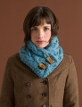 Classic Elite Big Liberty Wool Clifden Cowl Kit