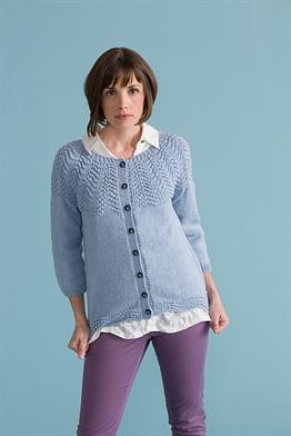 Classic Elite Song Unforgettable Cardigan Kit - Women's Cardigans