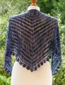 Malabrigo Arroyo Clivia Shawl Kit