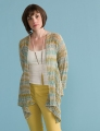 Classic Elite Bella Lino Stand by Me Cardigan Kit
