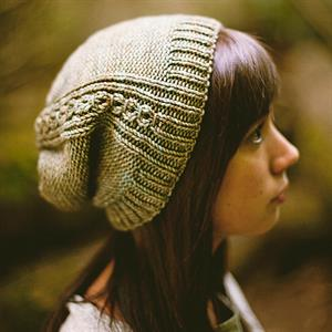 Madelinetosh Tosh Vintage Renfrew Beanie Kit - Hats and Gloves