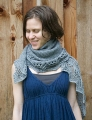 Madelinetosh Silk/Merino Flow Shawl Kit