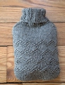 Plymouth Homestead Tweed Hot Water Bottle Cozy Kit