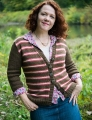 Rowan Pure Wool Superwash DK KAL Fall 2015 - Striped Cardigan Kit