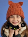 Berroco Vintage Colors Cat Hat Kit