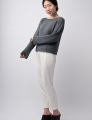 Shibui Knits Cima and Dune Column Pullover