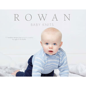 Rowan Pattern Books - Baby Knits photo