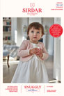 Sirdar Snuggly Baby and Children Patterns - 5267 Bolero With Tie