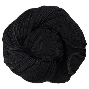 Malabrigo Mechita Yarn - 195 Black