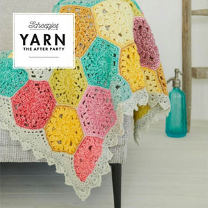 Scheepjes YARN The After Party Patterns - 42 - Confetti Blanket Pattern