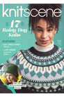 Interweave Press Knitscene Magazine  - '19 Fall