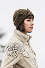 Blue Sky Fibers Traveler's Series Patterns - Split Rib Hat - PDF DOWNLOAD