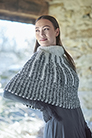 Berroco Nomad - Booklet 412 Patterns - Lillian Poncho - PDF DOWNLOAD