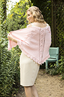 Universal Yarns Cotton Supreme Collection Patterns - Happiness Shawl - PDF DOWNLOAD