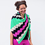 Stephanie Lotven PDF Patterns - Escalation Shawl - PDF DOWNLOAD