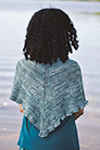Malabrigo Book 12: Elements Patterns - Corriente Shawl - PDF DOWNLOAD