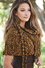 Malabrigo Book 12: Elements Patterns - Madera Wrap - PDF DOWNLOAD