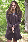Malabrigo Book 12: Elements Patterns - Terreno Cardigan - PDF DOWNLOAD photo
