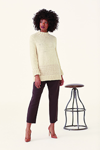 Rowan Mode Collection One: PDF Patterns - 013 Sweater - PDF DOWNLOAD Pattern