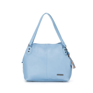Namaste Maker's Shoulder Bag - Slate Blue
