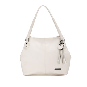 Namaste Maker's Shoulder Bag - Cream