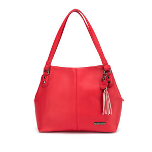 Namaste Maker's Shoulder Bag - Red