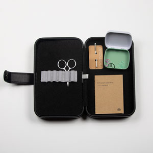 Namaste Maker's Interchangeable Buddy Case - Black (Loaded)