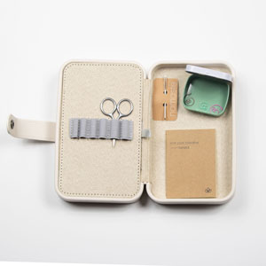 Namaste Maker's Interchangeable Buddy Case - Cream (Loaded)