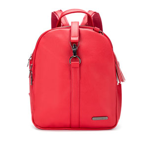 Namaste Maker's Mini Backpack - Red