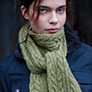 Rowan British Made - Grassmoor Scarf - PDF DOWNLOAD