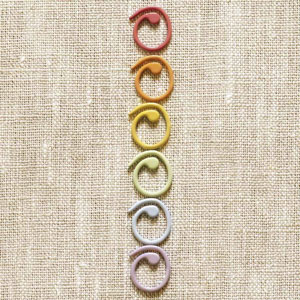 cocoknits Maker's Keep Accessories - Split Ring Stitch Markers