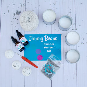 Jimmy Beans Wool Craft Class Kit - Pamper Yourself