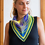 MarinJa Knits Patterns - Butterfly Cowl - PDF DOWNLOAD