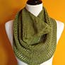 Tian Connaughton Designs Patterns - Esslyn Light Cowl - PDF DOWNLOAD