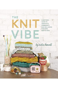 Vickie Howell - The Knit Vibe photo