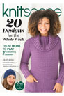 Interweave Press Knitscene Magazine  - '19 Winter