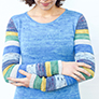 Stephanie Lotven PDF Patterns - Sock Arms - PDF DOWNLOAD photo