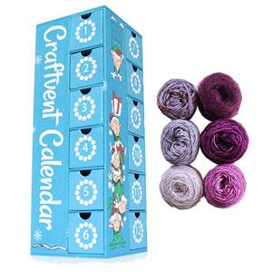 Jimmy Beans Wool Crochet Craftvent Calendar - Mount Rose - 3 Split Payments