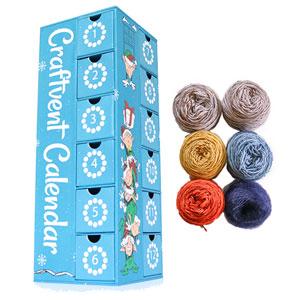 Jimmy Beans Wool Crochet Craftvent Calendar - Vienna - 3 Split Payments