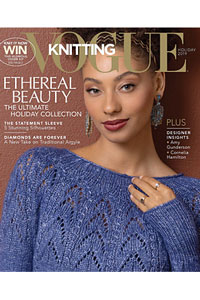 Vogue Knitting International Magazine - '19 Holiday