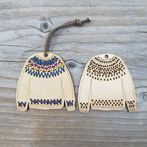 Katrinkles Stitchable Ornaments