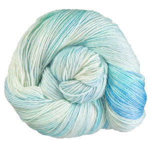 Anzula Nebula Yarn - Snow Queen - Limited Edition
