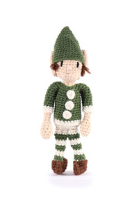 Toft Amigurumi Crochet Kit - Mini Elf Doll