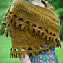 Xandy Peters Patterns - Solarita Shawl - PDF DOWNLOAD