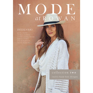 Rowan Magazines - MODE Collection Two photo