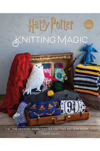 Harry Potter: Knitting Magic - The Official Harry Potter Knitting Pattern Book