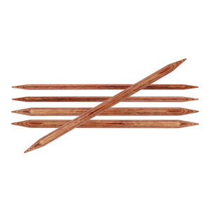 "Knitter's Pride Ginger Double Pointed Needles - US 1.5 (2.5mm) 6"" Needles"